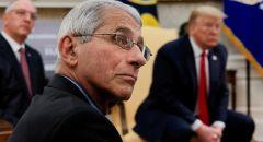 فاوتشي: الولايات المتحدة قد تسجل أكثر من 300 ألف وفاة بكورونا