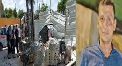 مصرع الشاب حسن ابو راس من عيلوط جراء سقوطه عن ارتفاع 6 أمتار خلال عمله في هرتسليا