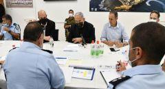 نتنياهو:أحداث الشغب بالمدن المختلطة تذكرنا بمشاهد من ماضي شعبنا -حماس والجهاد الاسلامي ستدفعان ثمنا باهظا جدا