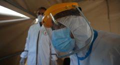 فلسطين تُواصل تسجيل أرقام مرتفعة بعدد إصابات ووفيات فيروس الكورونا