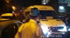 القدس : سائق عربي حاول الهرب من هجوم للحريديم عليه فدهس شاباً حتى الموت بالخطئ