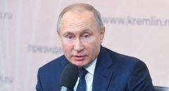"""بوتين في قمة """"آبيك"""": عشرات الملايين معرضون لخطر البقاء تحت خط الفقر في العالم"""