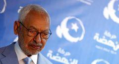 """اقتحام مقر لـ""""حركة النهضة"""" وإحراق محتوياته في مدينة حومة التونسية"""