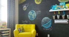 جدار غرفة طفلك يعزّز مهاراته الفنية خلال فترة الحجر الصحي
