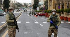 الأردن:  حظر شامل لـ48 ساعة و  6 إصابات جديدة بكورونا