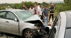 مصرع شاب واصابة اخرين بجراح متفاوتة اثر حادث طرق قرب القدس