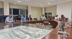 اللجنة الشعبية والبلدية في سخنين تعلن رفضها القاطع لإقامة محطة شرطة في سخنين أو محطة شرطة جماهيرية .