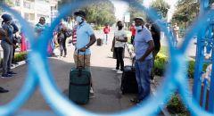 الصحة العالمية:  190 ألفا سيموتون في إفريقيا بسبب كورونا في أول عام له ان لم يتم لجمه