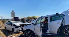 مصرع سيدة (50 عامًا) وإصابة 4 آخرين بحادث طرق في الجولان