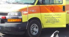 اصابتان خطيرتان في شجار عائلي بالقرب من غور الاردن