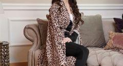 """المصممة """"رابعة صائم الدهر"""" اللون الأسود مطلوب بالسوق السعودي"""