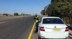 طبريا: ضبط سائقين من كفركنا وطرعان بالقيادة بسرعة وتحت تأثير الكحول