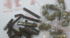 اعتقال مشتبه 17 عاما من كفرقرع بتجارة المخدرات