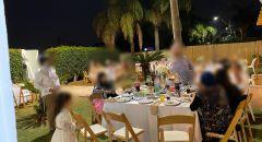الشرطة تفرق حفل زفاف في بلدة زراعية بمنطقة شفيلا
