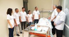 """مدرسة الناصرة الاكاديمية للتمريض """"نجاح %99 من الخريجين في الامتحان الحكومي لمزاولة مهنة التمريض"""""""