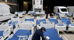 اميركا : تسجل أكثر من 374 ألف إصابة بكورونا و12064 حالة وفاة