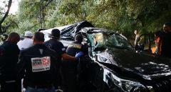 مصرع شخص في حادث طرق بين شاحنة وسيارة قرب كفرقرع