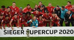 بايرن ميونخ يرفع كأس السوبر من جديد!