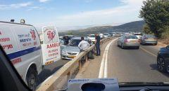 دير حنا : حادث طرق بالقرب من البلدة