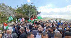 القدس والأقصى خط احمر ... دعوة لمظاهرة غضب ضد الممارسات الإسرائيلية في ام الفحم