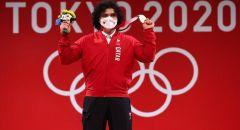 والد البطل الأولمبي حسونة يكشف سبب لعب نجله باسم قطر بدلا من مصر