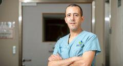 اختيار الممرض ماهر ابراهيم من بلدة دبورية لإيقاد شعلة الاستقلال