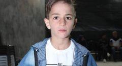 الخليل : مصرع الطفل يزن توفيق سعدي جابر 7 اعوام بحادث سير