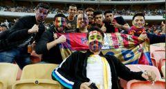 الدوري الإسباني 8 إصابات بكورونا و انطلاقة في يونيو