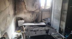 اندلاع حريق داخل شقة سكنية في حيفا