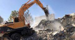 بعد توجه مركز عدالة اللجنة القطرية لمراقبة تطبيق قوانين التخطيط والبناء تجمد أوامر الهدم في شرق القدس