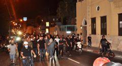 يافا: اعتقالات في أعقاب مظاهرة إحتجاجية في اعقاب تجريف مقبرة الإسعاف