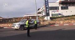 الشرطة : لمكافحة انتشار الكورونا نصب 6 حواجز طيارة داخل مدينة ام الفحم