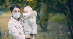 دراسة يابانية: أقنعة الوجه خطيرة للغاية للأطفال دون سن الثانية