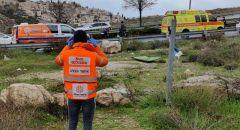 العثور على جثة شخص في القدس