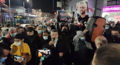 النائب جبارين لقيادة الشرطة: ارفعوا اياديكم عن المتظاهرين