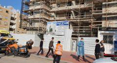 أشدود: مصرع عامل إثر تعرّضه لصعقة كهربائية في ورشة بناء