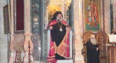 المطران حنا: القدس تتعرض لحملة غير مسبوقة لطمس هويتها