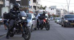 نشاط لشرطة السير في باقة الغربية وتحرير 37 مخالفة