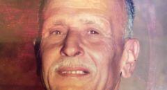 إكسال: وفاة الحاج خالد محمود عبد العزيز دراوشه (أبو محمود)