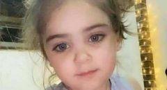 القدس : مصرع الطفلة ايليا ادكيدك غرقًا في بركة سباحة