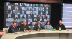 رسميًا: تزكية مرشحي الجبهة الخمسة الأوائل لإنتخابات الكنيست
