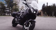 روسيا تستعرض دراجات Aurus الكهربائية الفاخرة والمتطورة