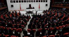 البرلمان التركي يمدد الإذن باستخدام القوات المسلحة في سوريا والعراق لمدة عام