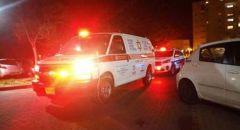 زوجة تطعن زوجها والتسبب بإصابته بجراح خطيرة في حيفا