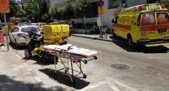 إصابة عامل (50 عامًا) بجراح إثر سقوطه عن ارتفاع بورشة بناء في تل ابيب