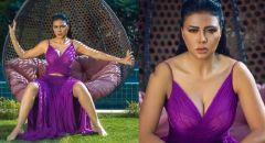رانيا يوسف تحافظ على الترند الأعلى بصورة جريئة