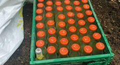 كفرمندا: إعتقال مشتبه بعد ضبط 136 زجاجة حارقة كانت ستُستخدم للشجارات