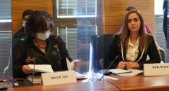 النائب سندس صالح: قانون رفع سن التقاعد للنساء ظالم وغير منصف، يكفي ظلماً للنساء.
