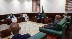 """حمدوك يؤكد دعمه لمبادرة أمير """"قبائل حمر"""" بالسودان"""