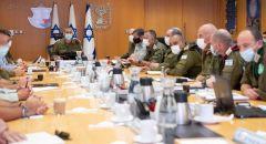 الجيش الاسرائيلي: اجتماع الاجهزة الأمنية وحالة من التأهب لتصعيد أخر مُحتمل مع قطاع غزة
